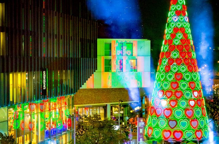 Liverpool One Christmas Lights Get Adlib Boost Essential