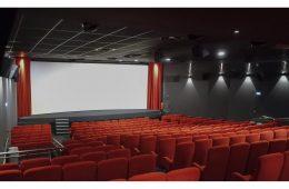 Cinéma L'Olympia Dolby Atmos