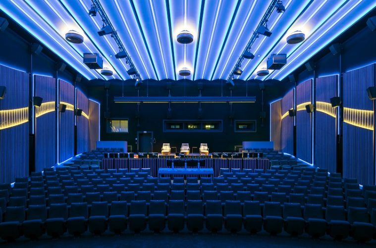 Largest Dolby Atmos, Auro-3D Post-Production Facility Now