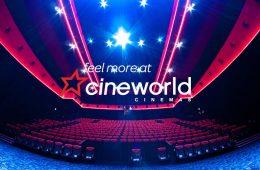 Cineworld Dolby Atmos