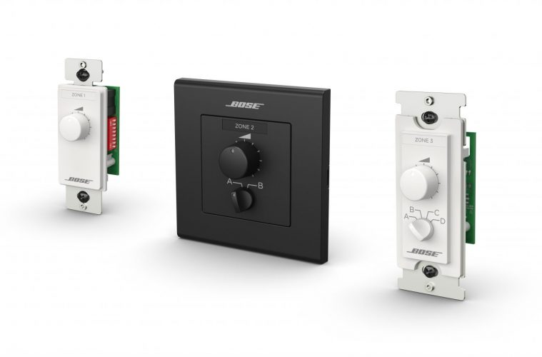 Bose ControlCenter Zone Controllers