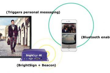 BrightSign BrightBeacon