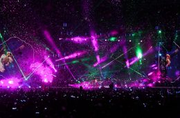 Coldplay Avolites