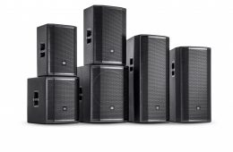 JBL PRX800W PA System