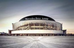 Mercedes-Benz Arena Tripleplay