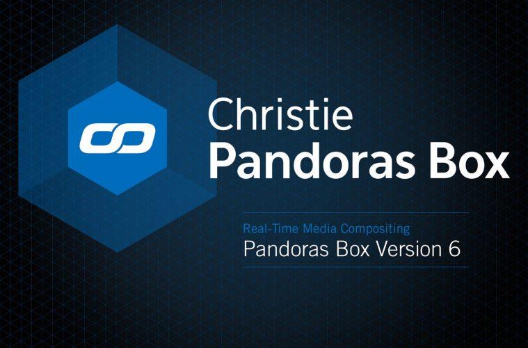 Christie Pandoras Box