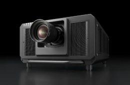 Panasonic Solid Shine laser phosphor projector
