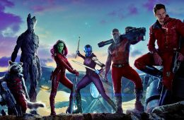 Guardians Of The Galaxy, Vol. 2 Dolby Atmos Dolby Vision