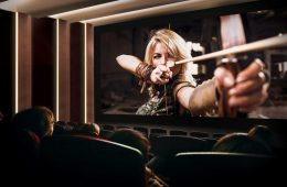 Samsung Cinema Screen, First HDR LED Movie Theatre Display