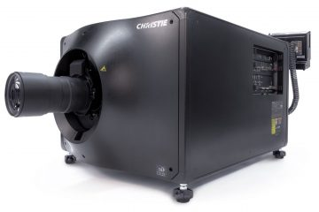 Christie CP4325-RGB laser projector
