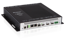Crestron DigitalMedia NVX Series Shipping In May 2017