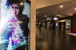 Odeon Sambil Multiplex Dolby Atmos Christie Projector