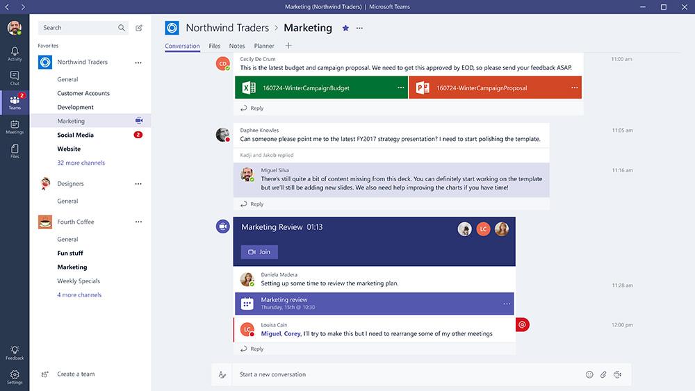 Crestron Mercury Adds Microsoft Teams Support