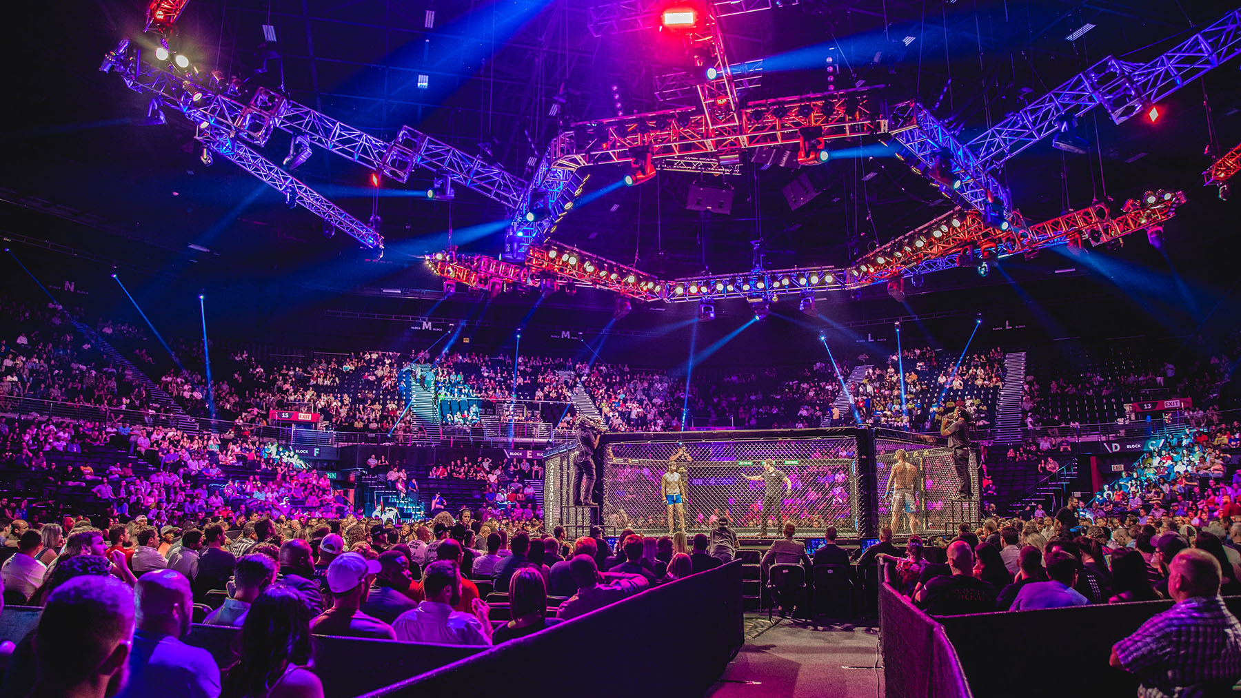 Robe Lights Up South Africa S Sun Arena Essential Install