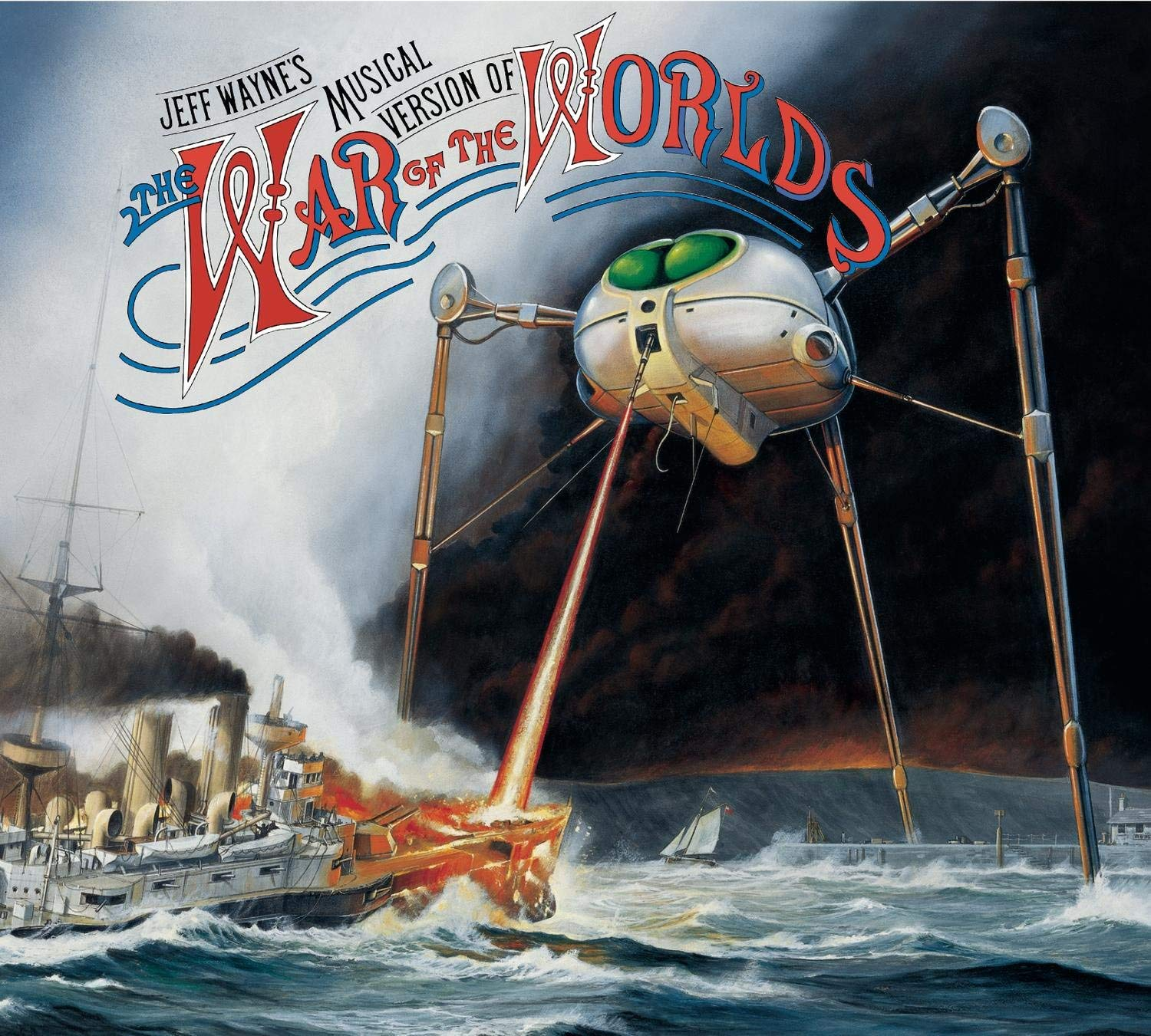 Jeff Wayne S The War Of The Worlds The Immersive Experience