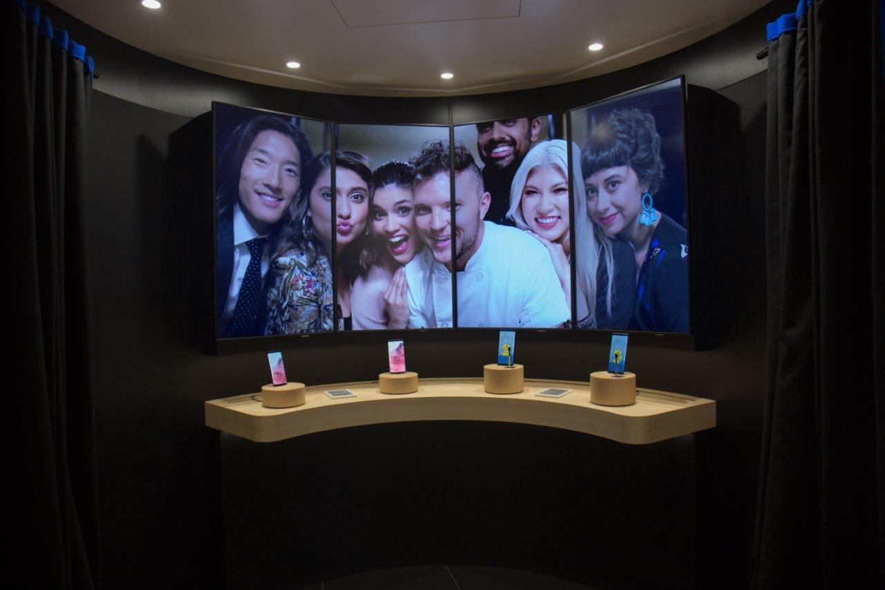 The Samsung Experience Essential Install Commercial