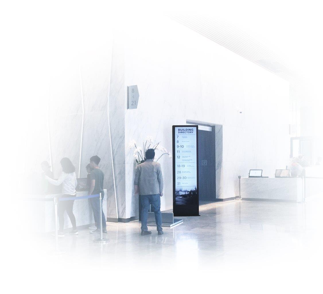 B-Tech AV Mounts BT7007 kiosk