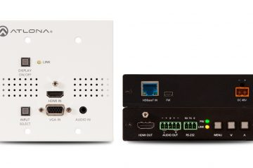 Atlona Huddles Up With New HDBaseT Extender Kit