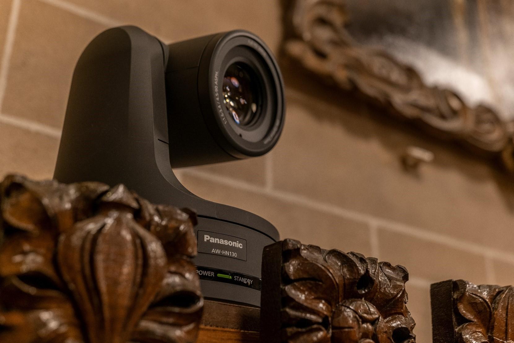 Panasonic PTZ camera