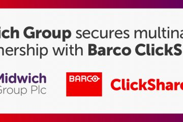 Midwich Secures Multinational Partnership With Barco ClickShare