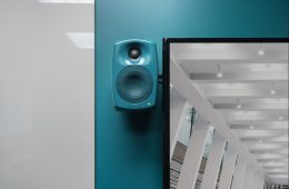 Genelec Spices Up The Audio At The Mill