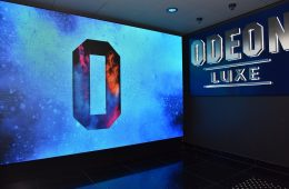 Oslo's ODEON Kino Gets Philips Professional Display Treatment