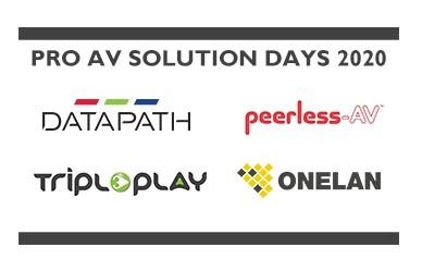 Pro AV Brands Team Up For Webinar Training Series