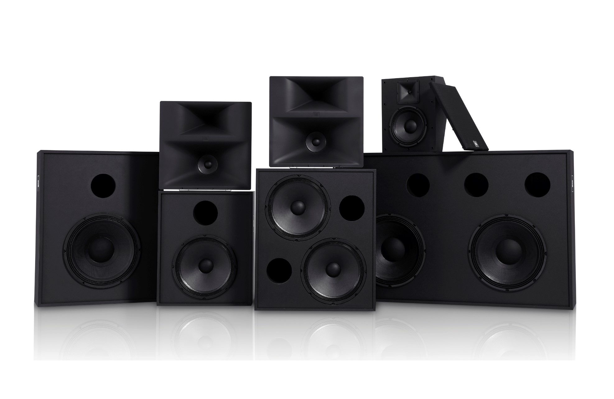 JBL Cinema Expansion Series Ideal For Commercial Theatres