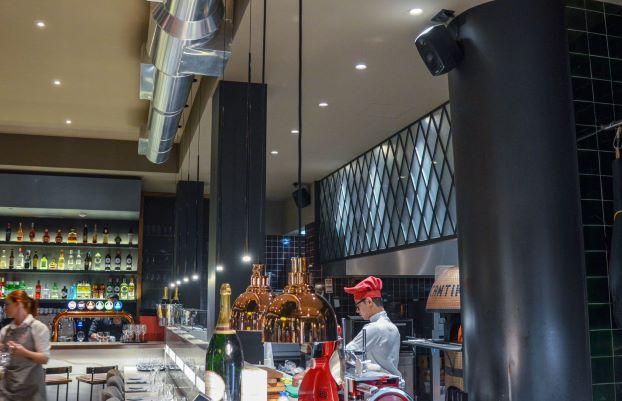 Genelec Brings Taste Of Italy To Lisbon Restaurant