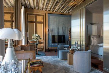Parisian Hotel Gets 5-Star All-Web TV System