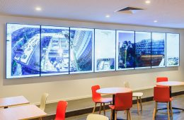 Philips Displays Bring HARFID HQ Designs To Life