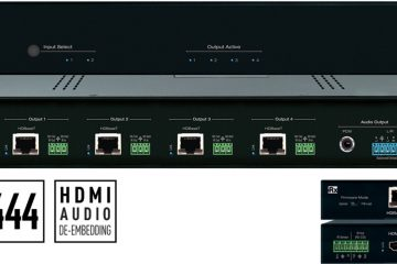 Key Digital Highlights HDMI Distribution System For Digital Signage