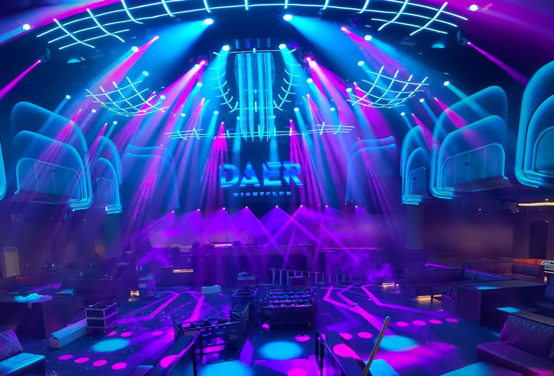 daer nightclub wins mondo lighting design award daer nightclub wins mondo lighting
