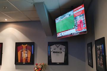 Aberdeen FC Stadium Scores Tripleplay Solution