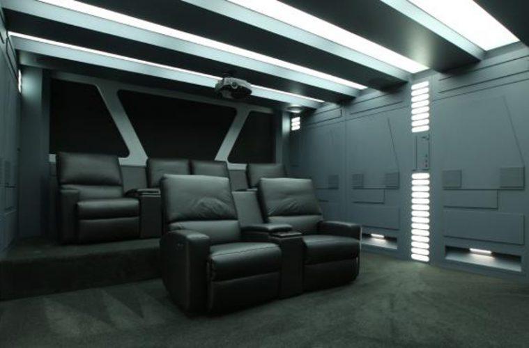 Inside This Star Wars Death Star Home Cinema Essential Install