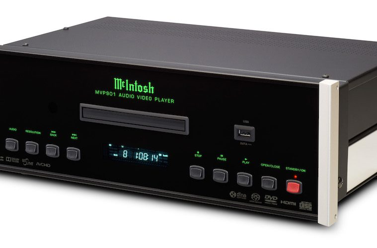 McIntosh Adds 4K Blu-Ray Player To Line-Up, But It's Not Native (Yet
