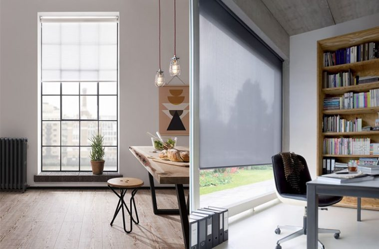 Qmotion Uk Introduces Qis Zigbee Controlled Roller Shades