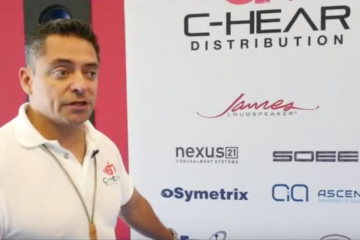 Miguel Soto, C-Hear Distribution Ltd