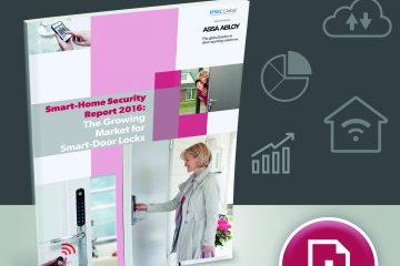 Smart Lock Report - ASSA ABLOY