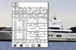 savant apple wireless remote yacht