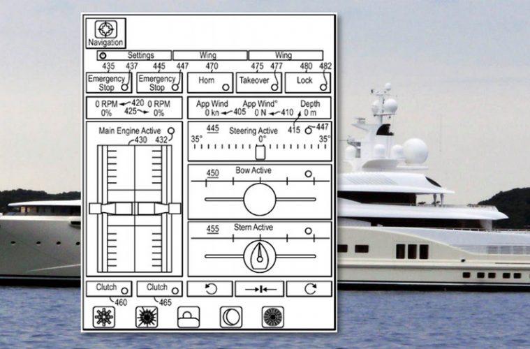 savant apple wireless remote yacht
