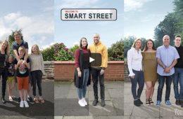 British Gas smart street