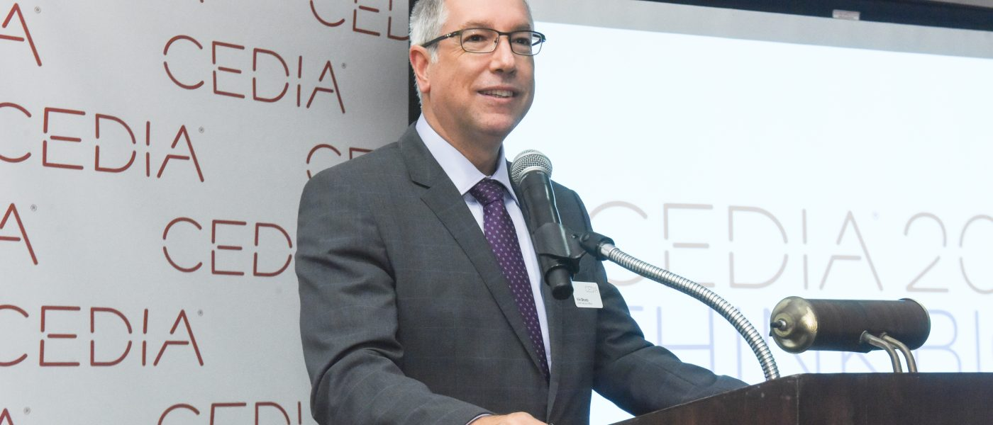 Vin Bruno, CEDIA CEO