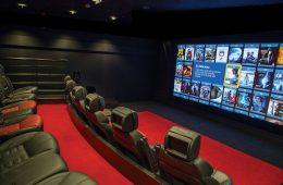 Meridian Audio home cinema