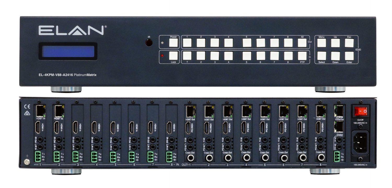 ELAN HDMI Video Distribution Solution ISE