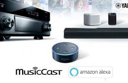 Yamaha MusicCast Amazon Alexa