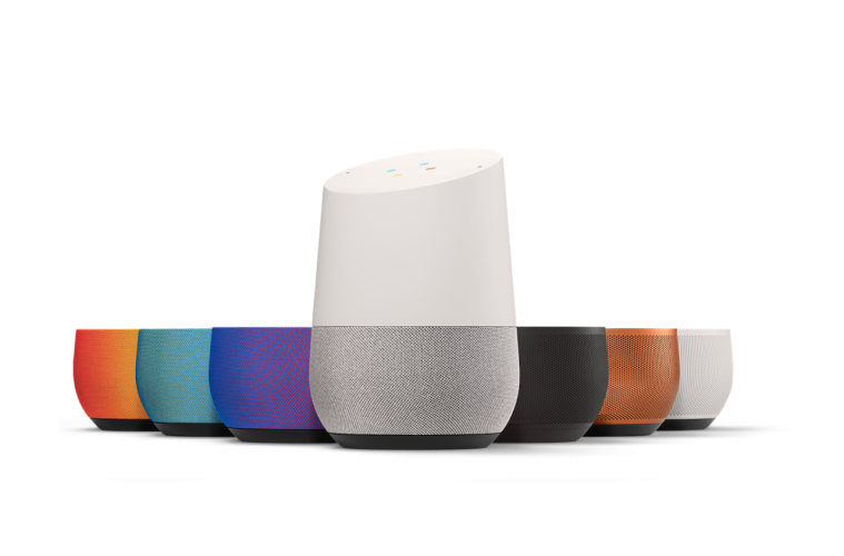 Google Home Swappable Bases