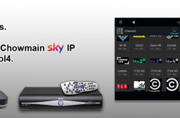Chowmain Creates Sky IP Driver For Control4