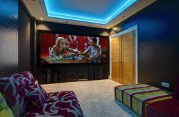 Artcoustic home cinema