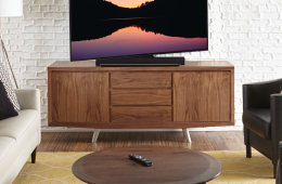 Sanus Swiveling TV Base Sonos Playbase